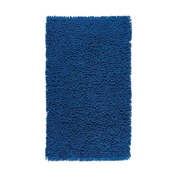 Dywanik łazienkowy Nevada 60x100 cm, niebieski