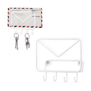 Wieszak na klucze i koperty Mail