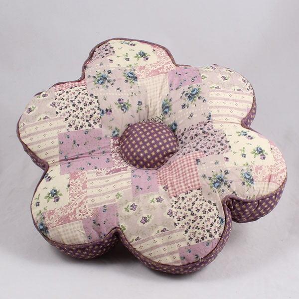 Poduszka na krzesło Flower