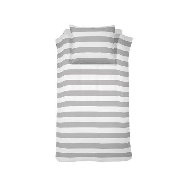 Pościel Stribe Grey, 140x200 cm