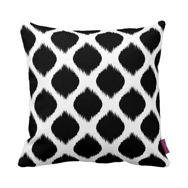 Czarno-biała  poduszka Homemania Black&White,43x43cm