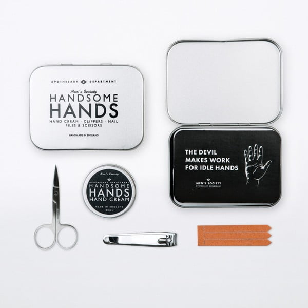 Zestaw do manicure Men's Society