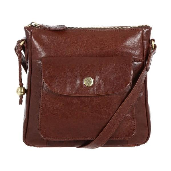 Damska torba skórzana Shirley Brown