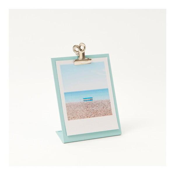 Niebieska ramka na zdjęcia Clipboard Small