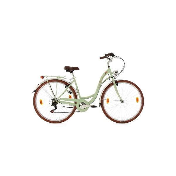 """Rower Eden Bike Mint, 28"""", wysokość ramy 48 cm"""