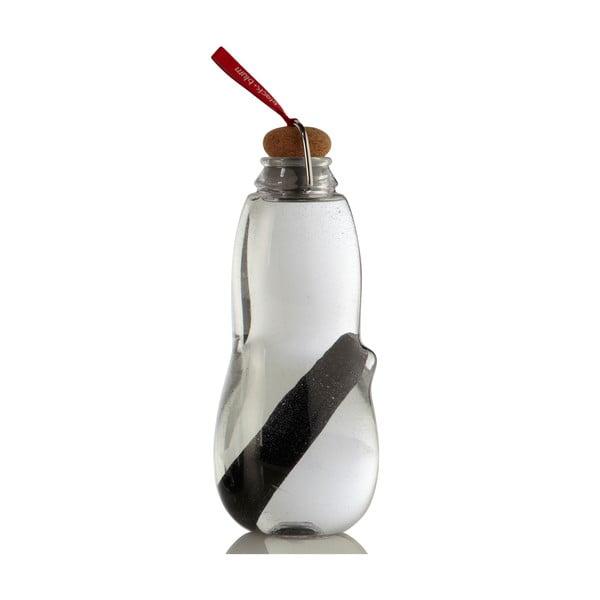 Butelka filtracyjna Eau Good z węglem aktywnym, czerwona