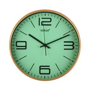 Nástěnné hodiny Versa Moderna Mint