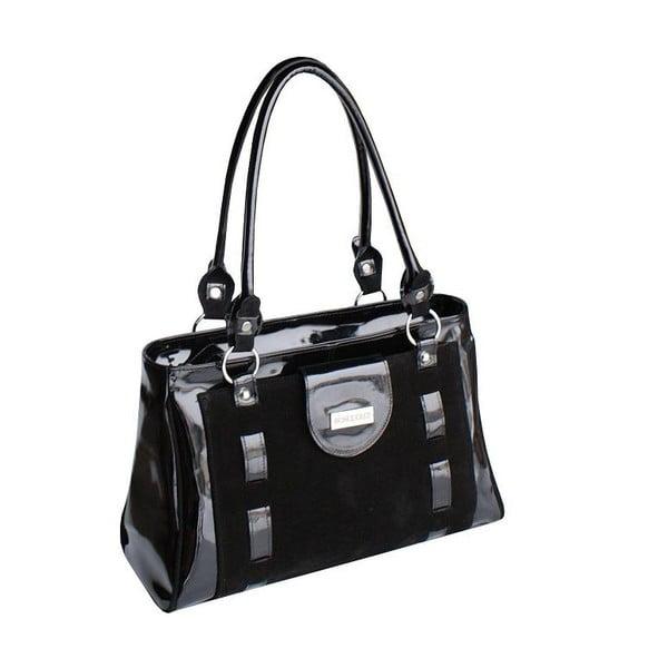 Skórzana torebka Boscollo Black 2550