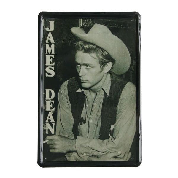Tablica James Dean, 20x30 cm