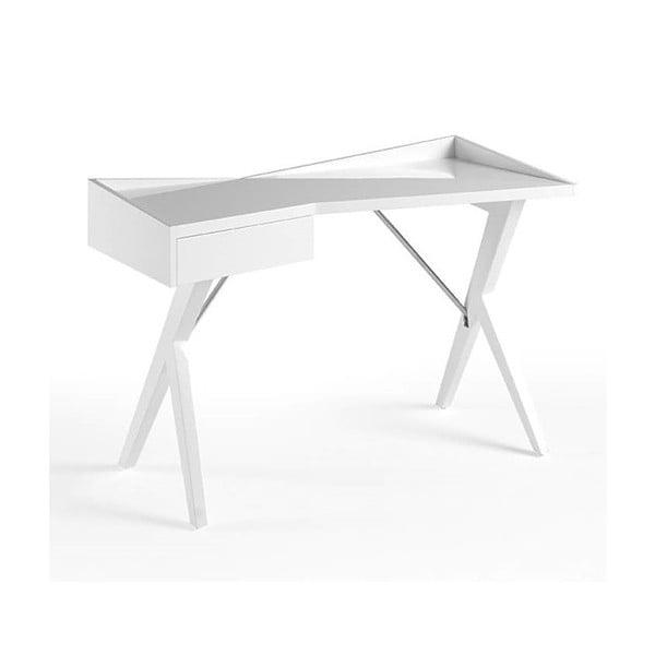 Białe biurko Ángel Cerdá Reyna