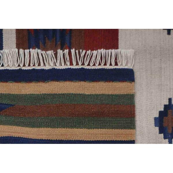 Ręcznie tkany dywan Kilim Classic K85, 125x185 cm