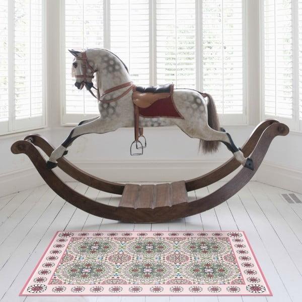 Dywan z PVC Sweety, 80x60 cm