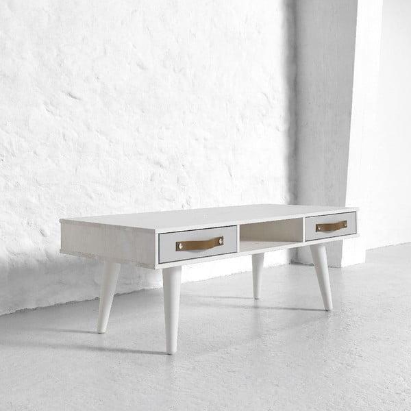 Dwie szare szuflady do stolika Karup Dance