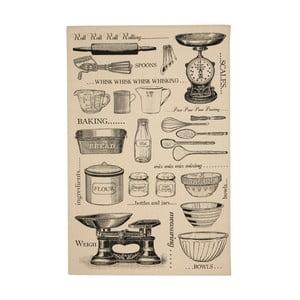 Bawełniana ścierka kuchenna Ulster Weavers Baking