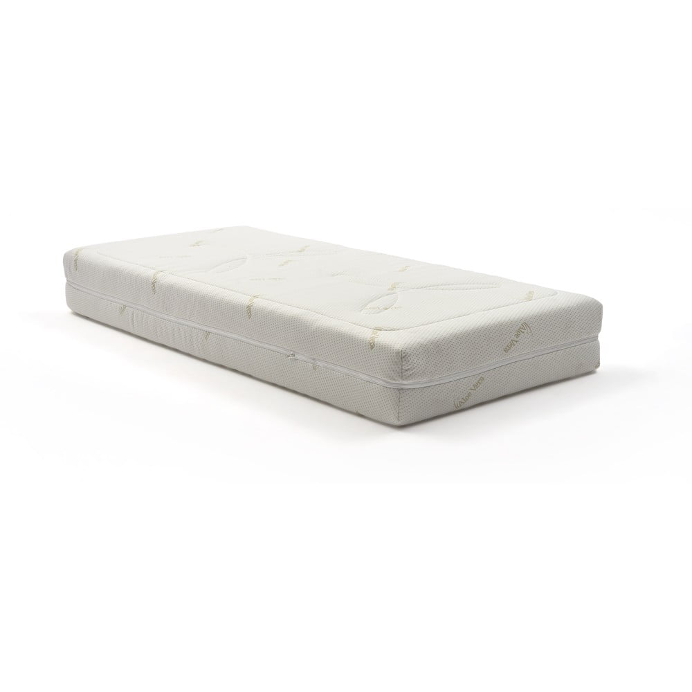 Dwustronny materac DlaSpania Tau Soft II Wellness, 140x200 cm, wys. 25 cm