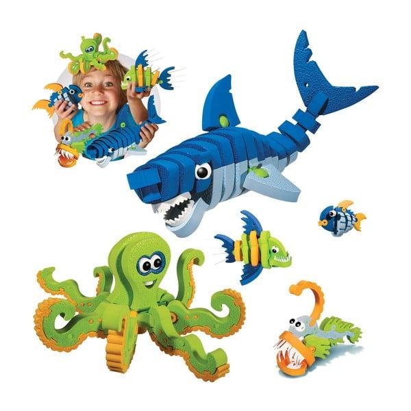 Klocki Zwierzęta Morskie