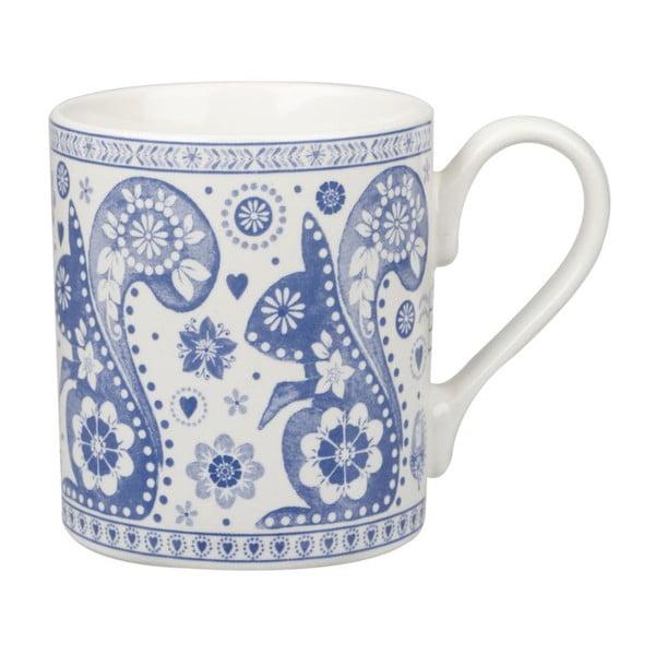 Zestaw 4 kubków Churchill Penzance Blue Mug, 250 ml