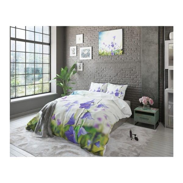 Pościel bawełniana Dreamhouse Violet Dream, 240x200cm