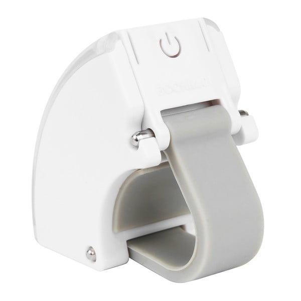 Białe świało przednie USB Bookman