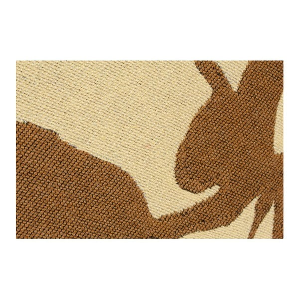 Brązowo-beżowy dywandywan Ya Rugs Agac, 120x180cm