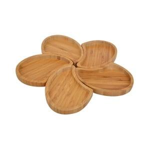 Zestaw 5 miseczek na przekąski Bambum Puzzle Snack