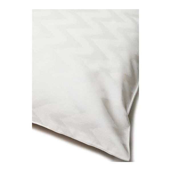 Poszewka na poduszkę Damas Ecru, 40x80 cm