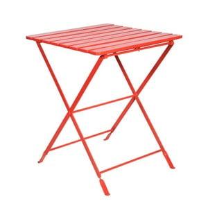 Stolik Industry Red, 60x60x74 cm