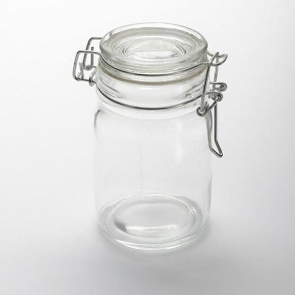 Szklany słoik Coming, 6,5x11,5 cm