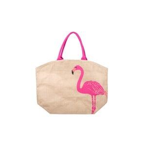 Torba płócienna Flamingo
