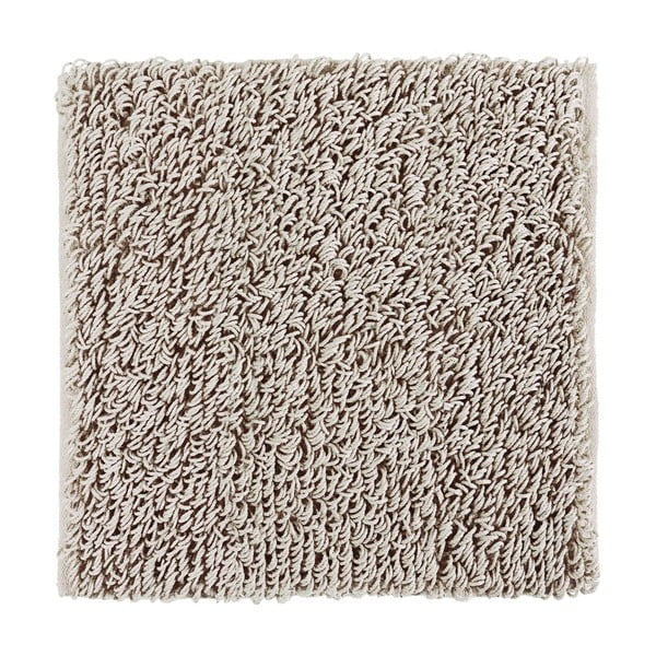 Dywanik łazienkowy Talin 60x60 cm, beżowy