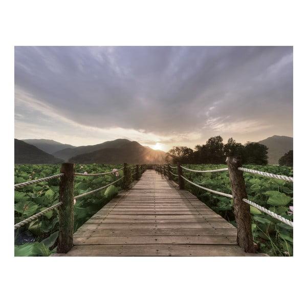 Szklany obraz Yangpyung Sunset 60x80 cm