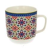 Kubek porcelanowy Duo Gift Agadir, 380 ml