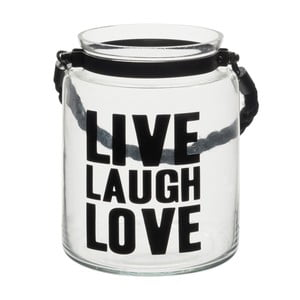 Lampion Live Laugh Love