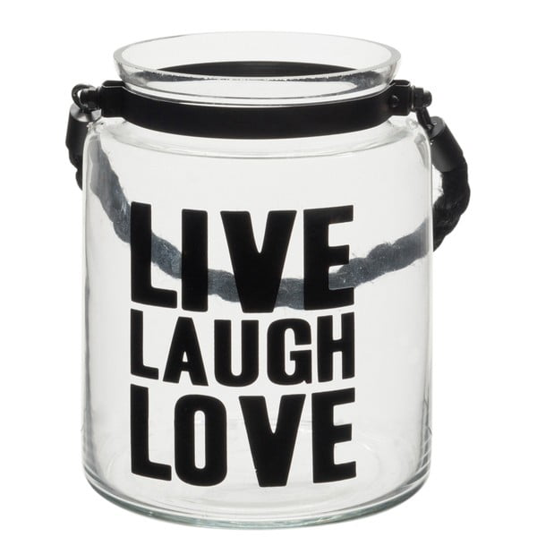 Lampion Live Laugh Love