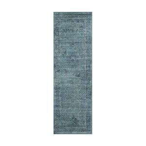 Dywan Peri Vintage Blue, 66x243 cm