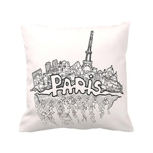 Poduszka BW Paris, 43x43 cm