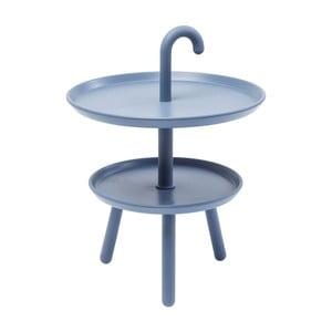 Szary stolik Kare Design Jacky, ⌀42cm