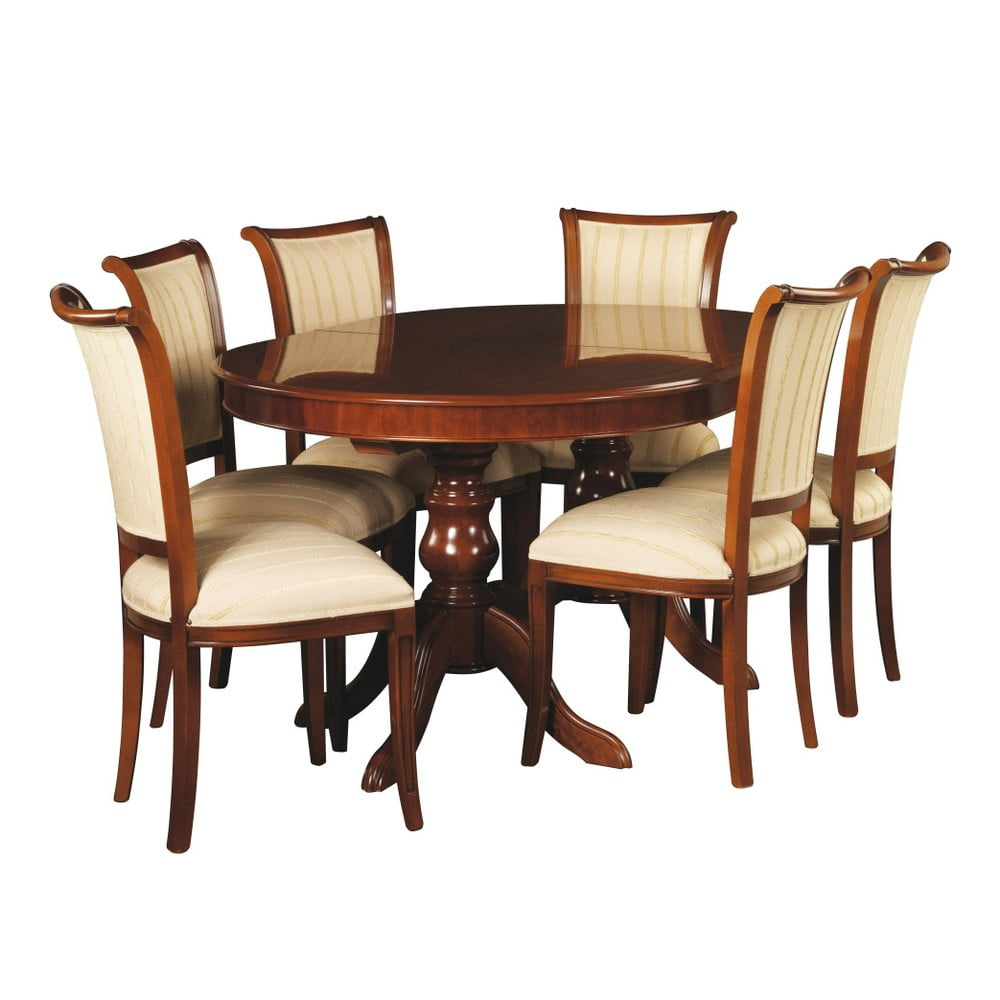 st do jadalni folke amadeus bonami. Black Bedroom Furniture Sets. Home Design Ideas