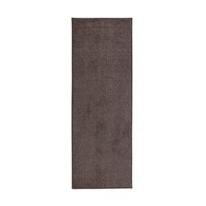 Antracytowy chodnik Hanse Home Pure, 80x150cm