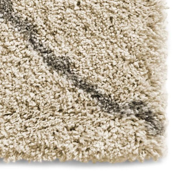 Szaro-kremowy dywan Think Rugs Royal Nomadic Cream & Grey, 120x170 cm