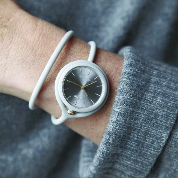 Zegarek Take Time Long XL, brązowy