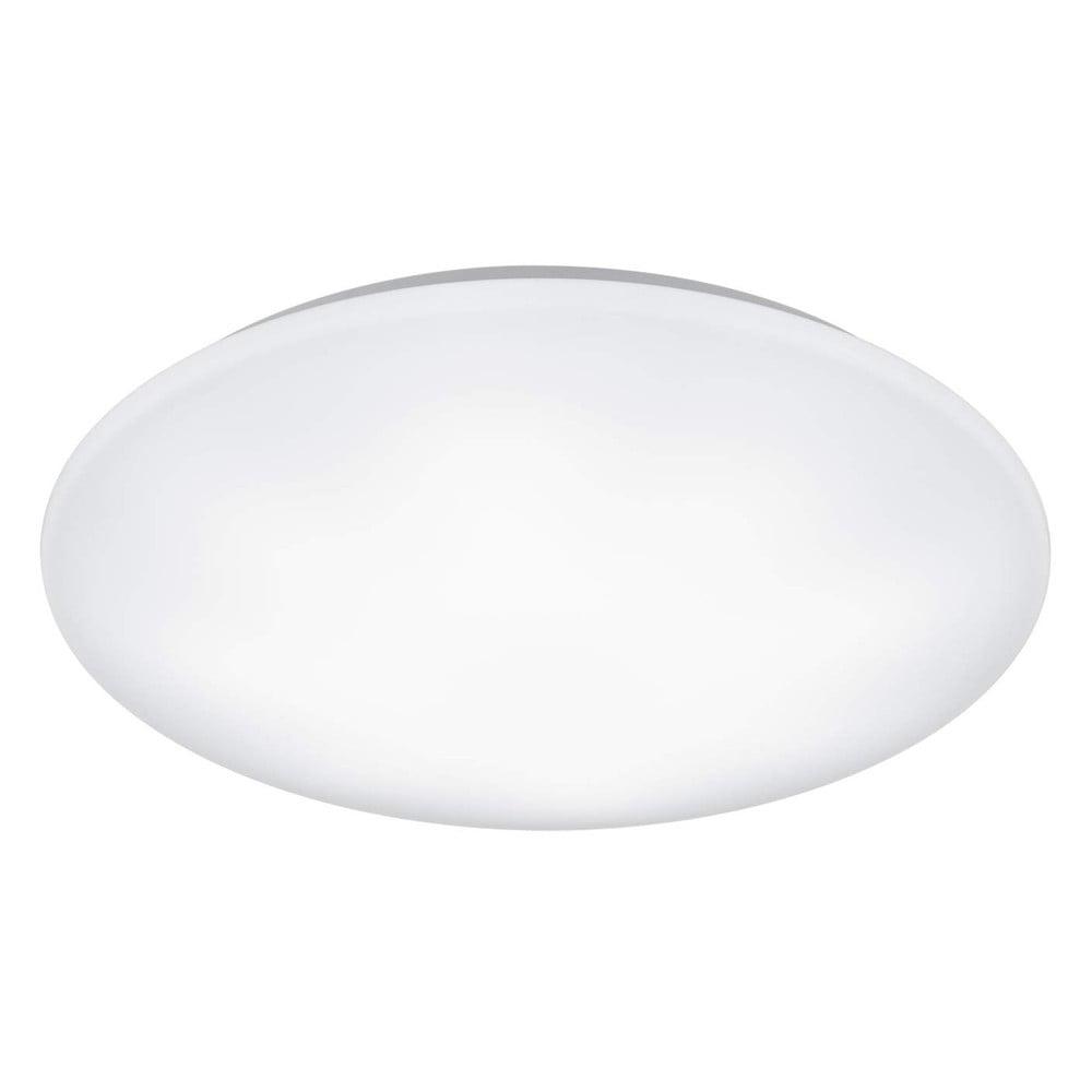 Biała lampa sufitowa LED Trio Kato, średnica 60 cm