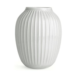 Bardzo duży biały wazon Kähler Design Hammershoi