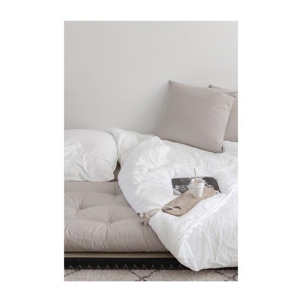Sofa rozkładana z ciemnoszarym obiciem Karup Design Chico Dark Grey