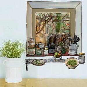 Naklejka Chispum Kitchen Window