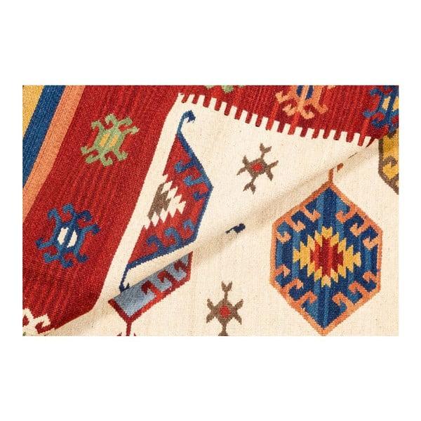 Dywan ręcznie tkany Kilim Dalush 410, 180x120 cm