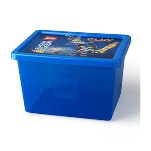 Niebieskie pudełko LEGO® NEXO Knights L