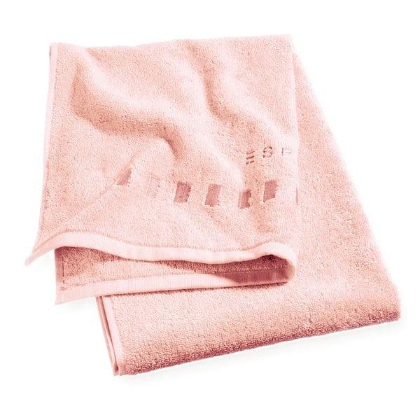 Ręcznik Esprit Solid 50x100 cm, różowy