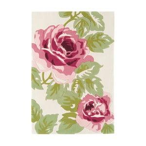 Dywan Asiatic Carpets Harlewuin Rose Garden, 150x90 cm