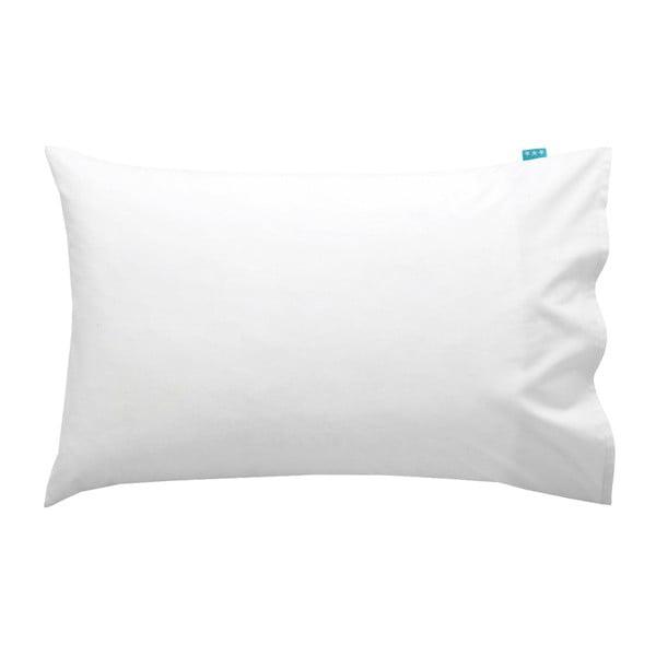 Poszewka na poduszkę 40x60 cm, biała